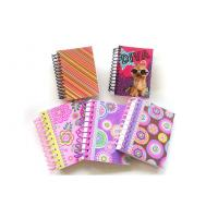 """4.5"""" x 5.5"""" Plastic Spiral Stylish Fat Book for daily writing and note taking Manufactures"""