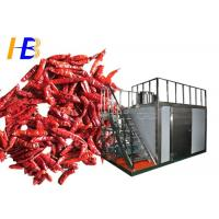 55kw Ulta - Fine Chili Powder Grinding Machine Closed Loop Design Founded Manufactures