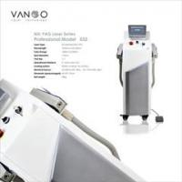 Vertical Q-Switched ND YAG Tattoo Remover Beauty Machine (532) Manufactures