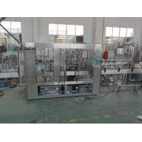 5L Automatic Water Bottle Filling Machine 2500Bph / 3 In 1 Bottle Filling Equipment Manufactures