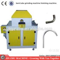 New type curved pipe/bent tube grinding machine Manufactures