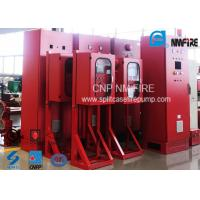UL FM Approved Fire Pump Controller IP54 For Diesel Engine Drive Pump Manufactures