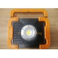 Rotatable Stand Wireless Work Light / Emergency Work Light Power Bank For Cell Phone Manufactures