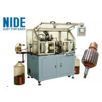 China Electric Armature Winding Machine For Meat Grinder And Mixer Motor Rotor on sale