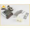 Buy cheap Zinc Alloy Sliding Door Hardware , Adjust Slide Door Roller Hanging Pulleys from wholesalers