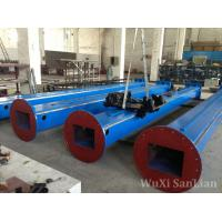 Blue Tank Column And Boom Manipulator , Sub Arc Manipulator 380V 50HZ Manufactures