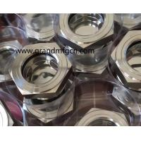China Metric thread M33 stainless oil sight glasses SS304 oil level gauges OEM and ODM service on sale