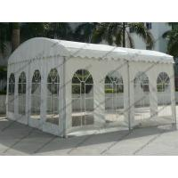 Waterproof Large Outdoor Party Tents Aluminum Frame With Church Windows Manufactures