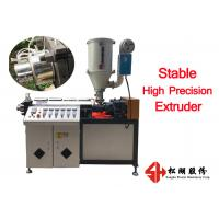 Plastic Extrusion Machine Industrial Filament Extruder 45KW Install power Manufactures