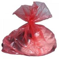 Custom Water Soluble Laundry Bags , PVA Plastic Medical Laundry Bags Manufactures