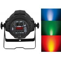 High Lumen DJ Stage Lights Screen Display 6 in 1 Led Par Can RGBWA UV 18pcs X 18W Manufactures