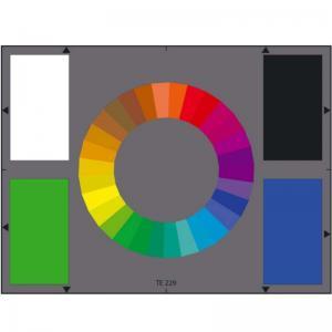 AC220V Transmissive Color Key Test Chart Sineimage YE0229 TILO Manufactures