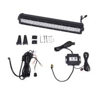 6000K Dual Row Car Light Bar / Aluminum Housing LED Auto Light Bar Manufactures