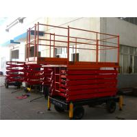 China 1.79x0.74 m Hydraulic mobile platform lifter with CE standard on sale