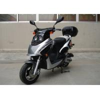 2 Wheel 50cc Mini Scooter , 45km / h Mini Gas Motorcycle For Kid / Adult Manufactures