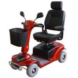 China Mobility Scooter (J50FL-SPORTS) on sale