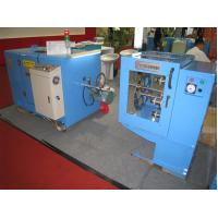 Compact Structure Copper Wire Bunching Machine 2000L × 960W × 1100H Easy To Operate Manufactures