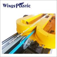 China CE & ISO PVC single wall corrugated pipe machine production line on sale