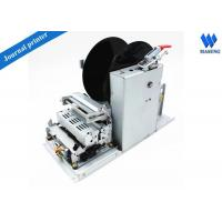 Integrated 76mm Dot Matrix Journal Printer With Auto Re - Winder For Auto Machine Manufactures