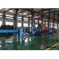 Laying Up Machine for 3 / 4 / 5 (Core) Power Cables Core Laying-up Machine | BH Machines Manufactures