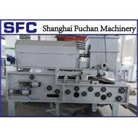Horizontal Sludge Belt Press Machine For Wastewater Dewatering Compact Structure Manufactures