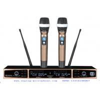 LS-6000 wireless microphone system UHF IR selecta ble frequency PLL AUTOMATIC INDUCTION  competetive price Manufactures
