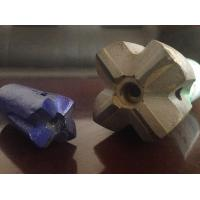 Mining Tungsten Carbides Rock Drilling Tools Tapered Bits for Granite Quarry Drilling Manufactures