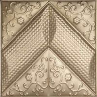 Polyurethane Decorative Wall Panel , 3 Dimensional Wall Panels For Interior Decoration Manufactures
