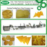 automatic high quality crispy tortilla corn chips extruder Manufactures