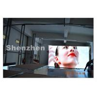 Indoor LED Screen Rental with Front Maintenance of 2.976 mm Curve LED Display for sale
