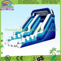 2015 new design inflatable slide, giant inflatable water slide,giant inflatable water slid Manufactures