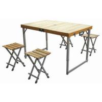 China Portable Folding Table on sale