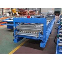Australian Style Roller Shutter Door Roll Forming Machine ISO9001/CE/SGS Approval Manufactures