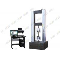 High Accuracy Electronic Universal Testing Machine With Three Points Bending Fixture Manufactures
