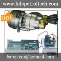 Electronic control oil-gas recovery/gasoline vapour recovery vacuum pump