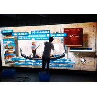 Quality Ultra HD P1.923 Indoor Full Color Led Display Screen 800 Nits Brightness for sale