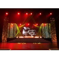 Quality 281 Trillions Full Color Rental LED Display For Concert Friendly Maintenance for sale