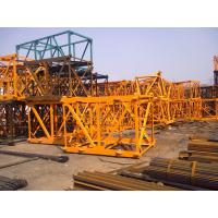 5 Tons 50m Jib Length Construction Tower Crane Equipment High Performance