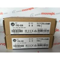 Allen Bradley Modules 1761-L20BWA-5A ANALOG INPUTS RELAY OUTPUTS ANALOG OUTPUT Highest version Manufactures