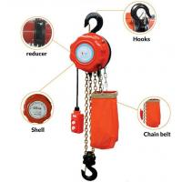 Long Service Life 2 Ton Electric Chain Hoist 3 M/Min Lifting Speed CE Approved Manufactures