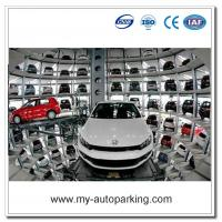 Above Ground, Half Above Ground, or All Unde PLC Controlled Smart Garage Automated Car Parking System Manufactures