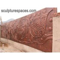Bronze wall plaque(4) Manufactures