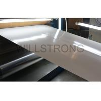 1020mm Width PVDF Color Coated Aluminum Coil , Pre - Painted Aluminum Gutter Coil Manufactures