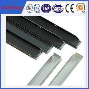 large wholesale aluminum solar frame extrusion, OEM Aluminum solar panel frame Manufactures