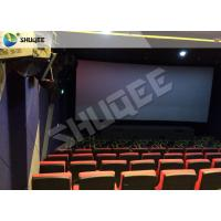 Quality Playground Indoor Movie Theater Sound Vibration 4D Cinema Equipment With 500 for sale