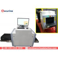4 Kinds Color Scanning Image Security X-ray Baggage Scanner Machine with 100KV X Ray Tube Manufactures