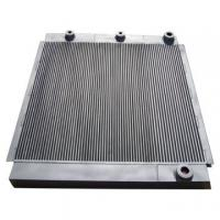 Fully welded Air Compressor Heat Exchanger Electric Compact Manufactures