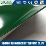Transportation Rubber Conveyor Belt , Modular Conveyor Belt 400 - 2200mm Belt Width Manufactures