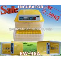 High quality small 12V or 110V or 220V automatic mini chicken 96 eggs incubator Manufactures