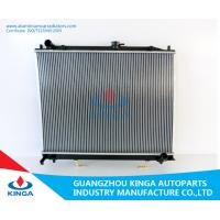 Replacement Auto Mitubishi Radiator For Pajero V80 OEM MR404689 / MR968285 Manufactures